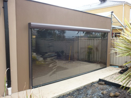 Pvc Blinds In Melbourne Outdoor Pvc Blinds Clear