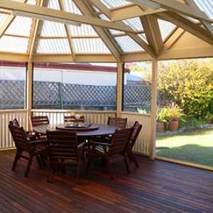 Gazebo Blinds